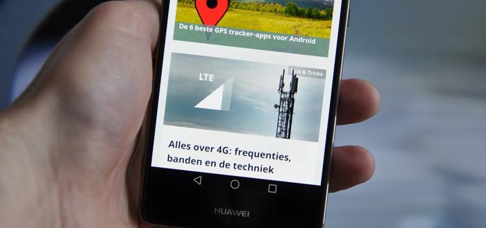 Eerste teken van leven van Huawei P10 in benchmark