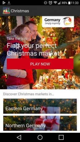 Kerstmarkt Duitsland app