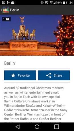 Kerstmarkten app