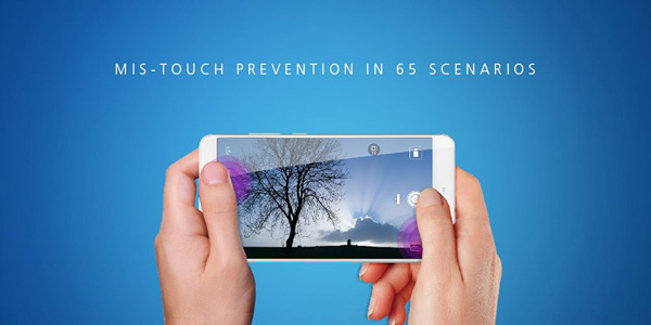 EMUI 5.0 mis-touch