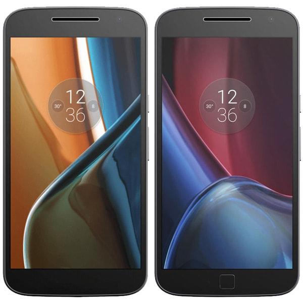 Moto G4 Plus Android 8.1 Oreo