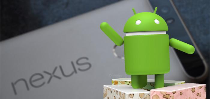 Google staat geen nieuwe toestellen met Android Nougat meer toe