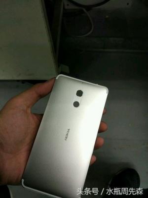 Nokia design metaal
