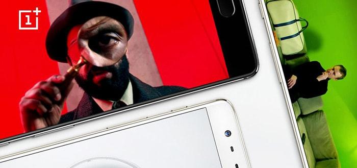 Schetsen opgedoken van ontwerp OnePlus 5