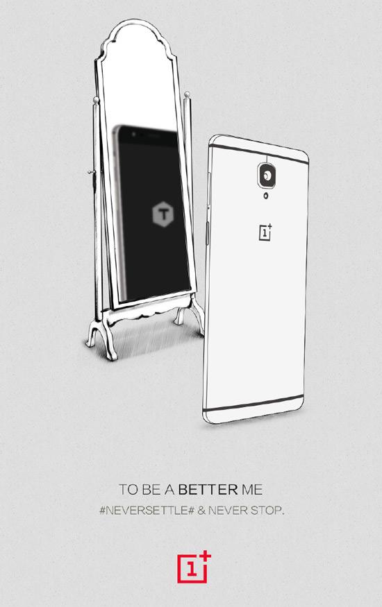 OnePlus 3T teaser