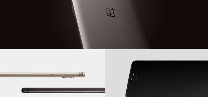OnePlus 3T aangekondigd: alle specificaties en informatie