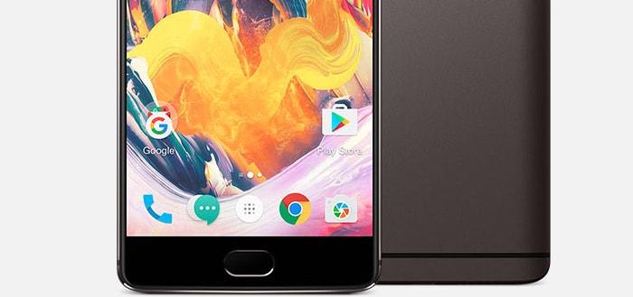 OnePlus 3 en 3T krijgen update Android O eind 2017
