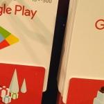 Google Play Gift Card nu ook te koop met zelfgekozen bedrag