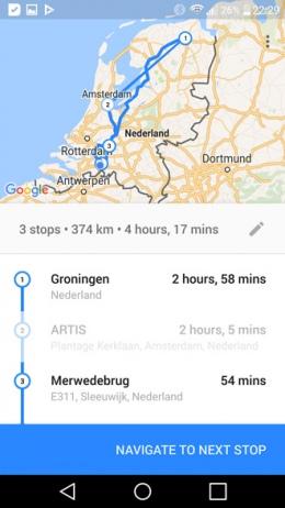 Route Optimizer & Planner