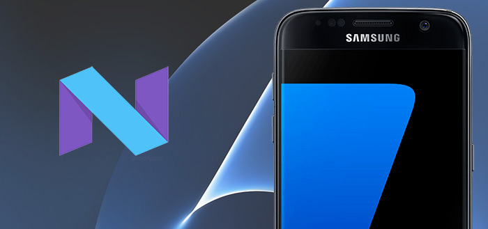 Samsung start Europese uitrol Android 7.0 Nougat voor Galaxy S7 (Edge)