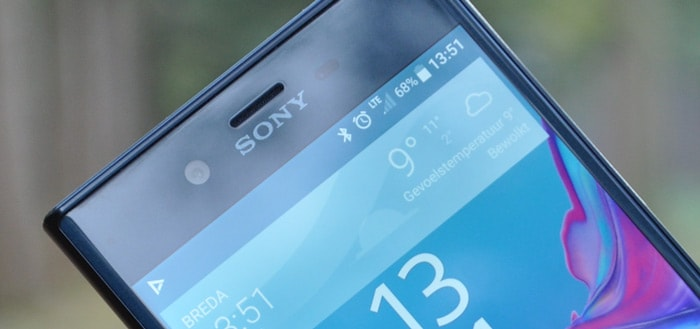 Sony Xperia XZ (2017) mogelijk opgedoken op foto