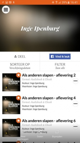 Storytel Android