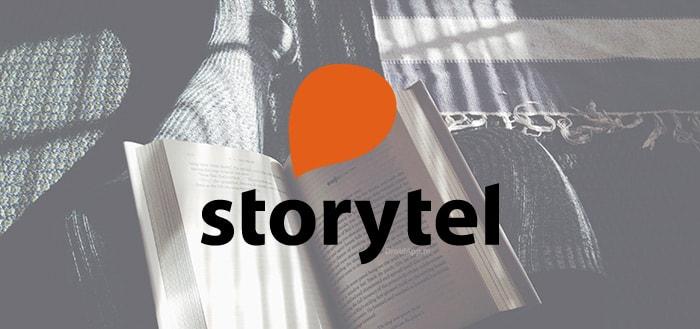 Storytel app: geniet van audioboeken met het nieuwe lezen