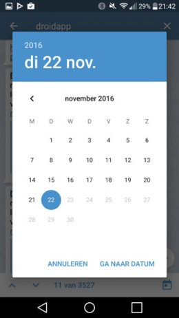 Telegram 3.14 zoekfunctie