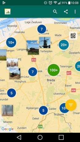 ViewPointer app