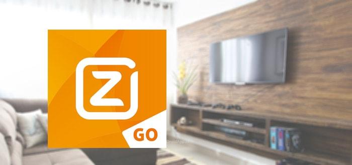 Ziggo GO uitgebracht: interactieve tv-app vervangt Horizon Go
