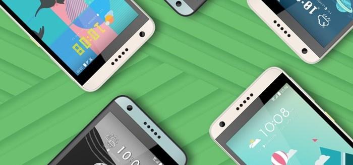 HTC Desire 650 laat zich zien op Taiwanese site HTC