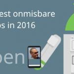 De 5 meest onmisbare apps van 2016 volgens Jeroen