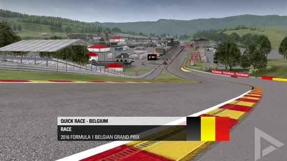 F1 game 2016 circuit