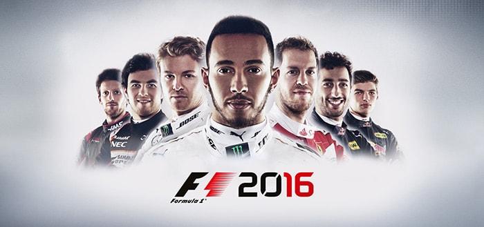 F1 game 2016 voor Android uitgebracht: racen als Max Verstappen