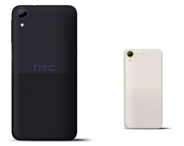 HTC Desire 650 achterkant
