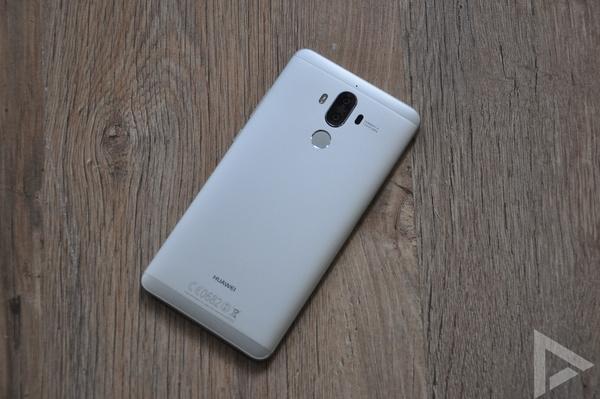 Huawei Mate 9 achterkant