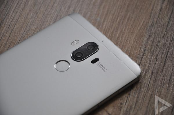 Huawei Mate 9 beveiligingsupdate oktober 2018