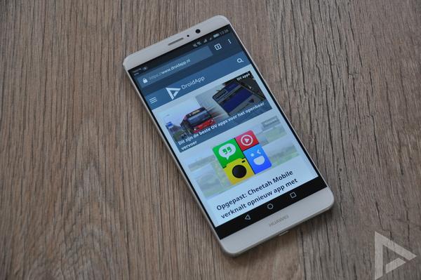 Huawei Mate 9 Android 8.0 Oreo