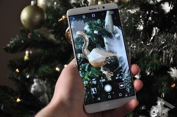 Huawei Mate 9 camera