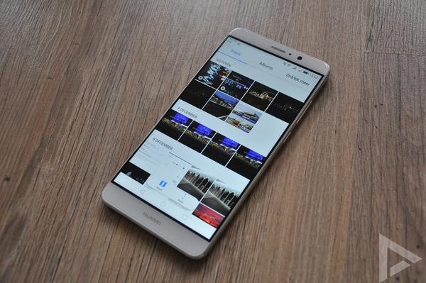 Huawei Mate 9 galerij