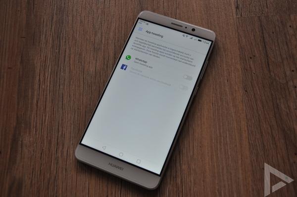 Huawei Mate 9 App-tweeling