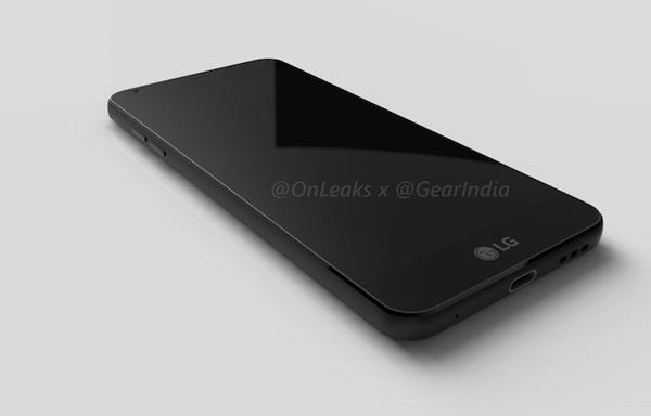 LG G6 modulair