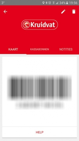 MijnKassabon app