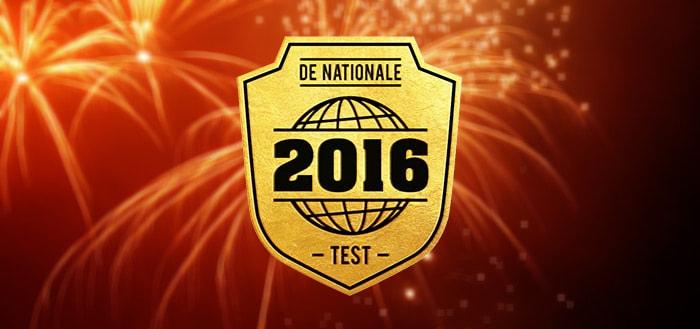 Nationale 2016 Test: meespelen vanaf de bank via de app