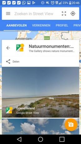 Natuurmonumenten Google Street View