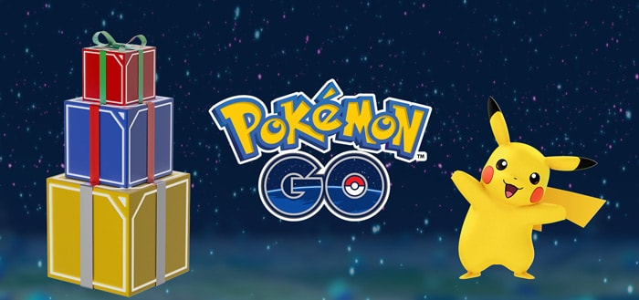 Pokémon Go Feestdagen evenement