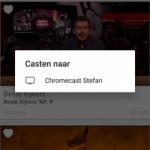 RTL XL voor Android: Chromecast ondersteuning voortaan gratis