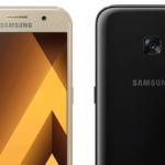 Nu ook persfoto's Samsung Galaxy A3 (2017) uitgelekt; aankondiging op 5 januari