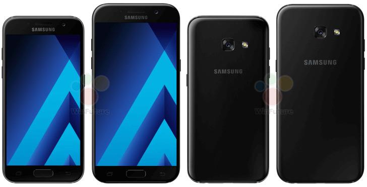 Samsung Galaxy A3 A5 (2017)