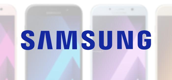 Samsung rolt vanaf nu Oreo uit voor Galaxy A5 (2017); S7 komt snel