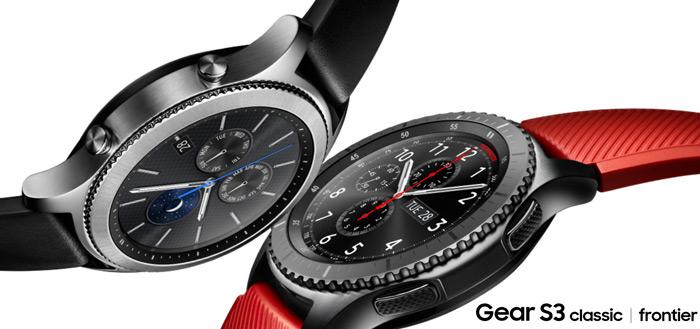 Samsung rolt grote Tizen 4 update uit voor Gear S3
