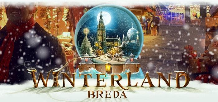 Winterland Breda app: ideaal voor een bezoek aan het winterse evenement