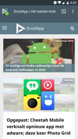 YU Browser
