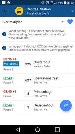 OVinfo app