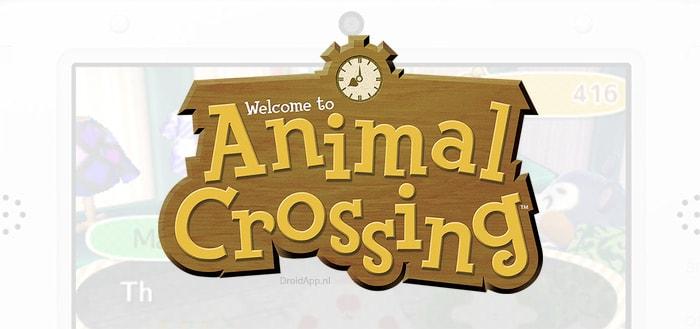 Nintendo: Animal Crossing voor Android uitgesteld