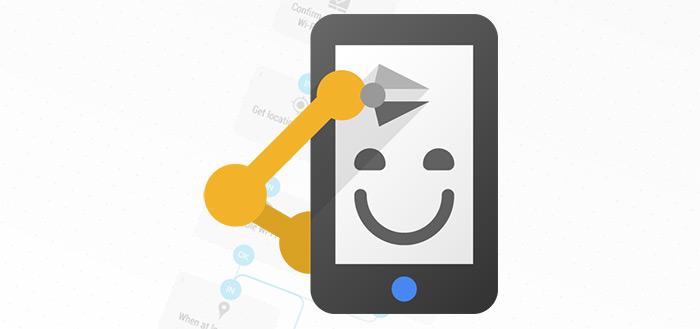 Automate: deze ideale app laat je acties automatisch uitvoeren