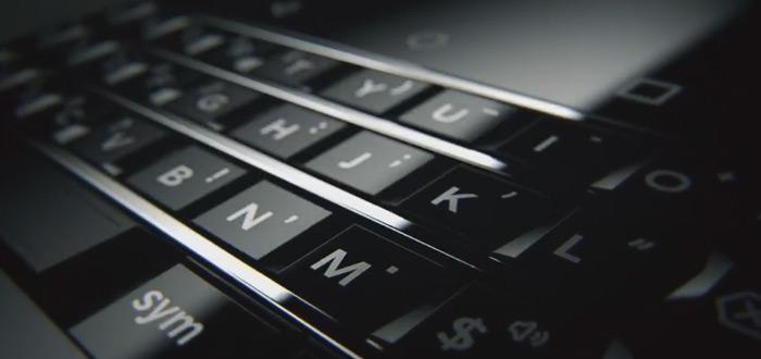 Teaser geeft glimp nieuwe BlackBerry Mercury met fysiek toetsenbord