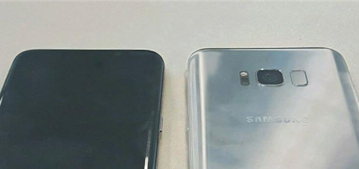 Samsung Galaxy S8: eindelijk live-foto verschenen; prijzen en specs bekend