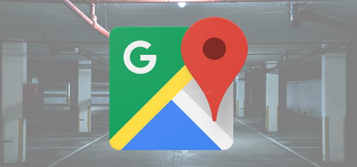 Google Maps gaat beschikbaarheid parkeerplaatsen tonen bij bestemming