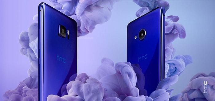 HTC U Play en U Ultra vanaf vandaag te koop in Nederland: alle details